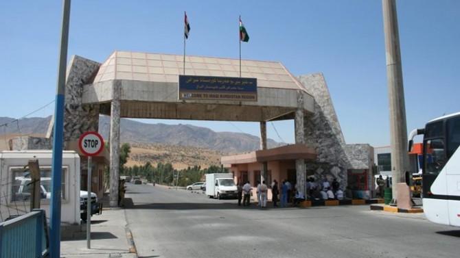 İran Kuzey Irak'a sınır kapısını yeniden açtı