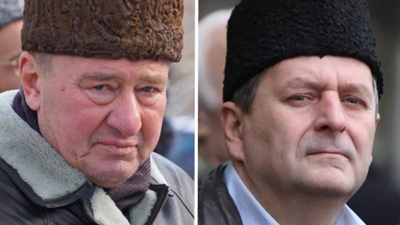 Kırım Tatarlarının liderleri Türkiye'ye sığındı