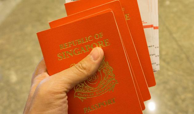 'Dünyanın en avantajlı' pasaportuna sahip ülke