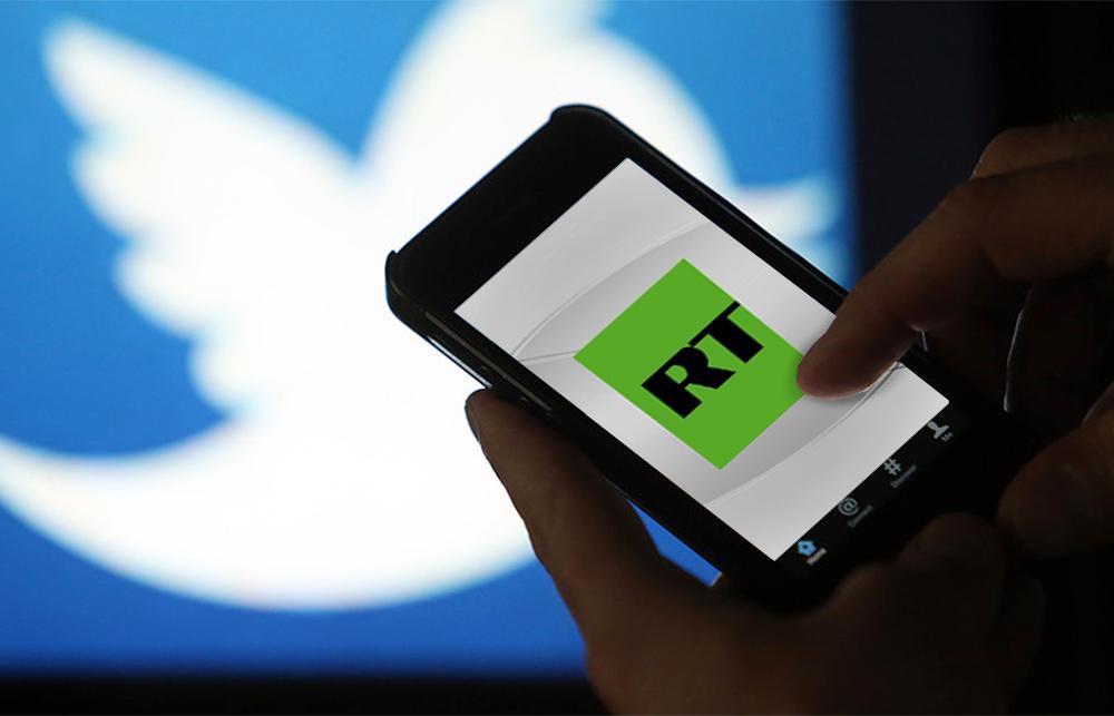 Twitter'dan Rus medyasına yasak