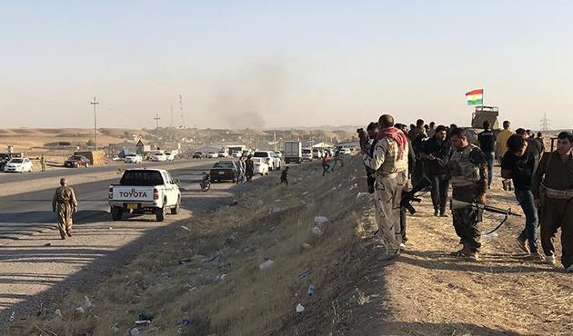 Irak'ta ateşkes açıklaması 'yanlışlıkla' yapılmış!