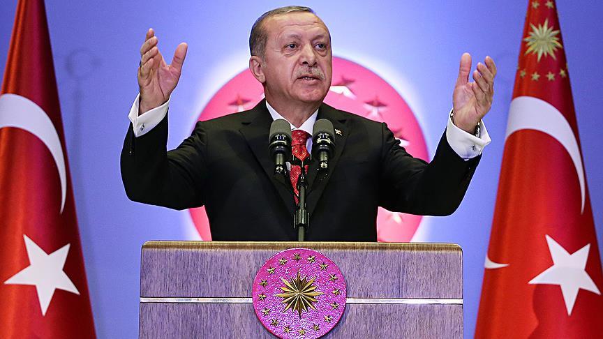 Erdoğan: Küresel senaryolar ülkemizde işe yaramadı