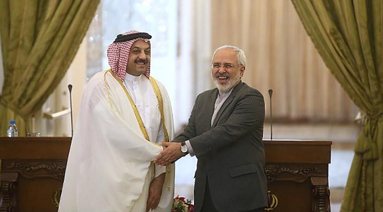 """""""Katar' her geçen gün İran'a yaklaşıyor"""""""