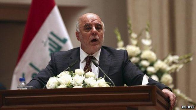 İbadi: Peşmerge Irak ordusunun parçası olacak
