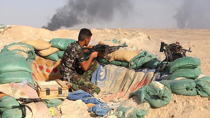Irak seçimlerinde Haşdi Şabi düzenlemesi