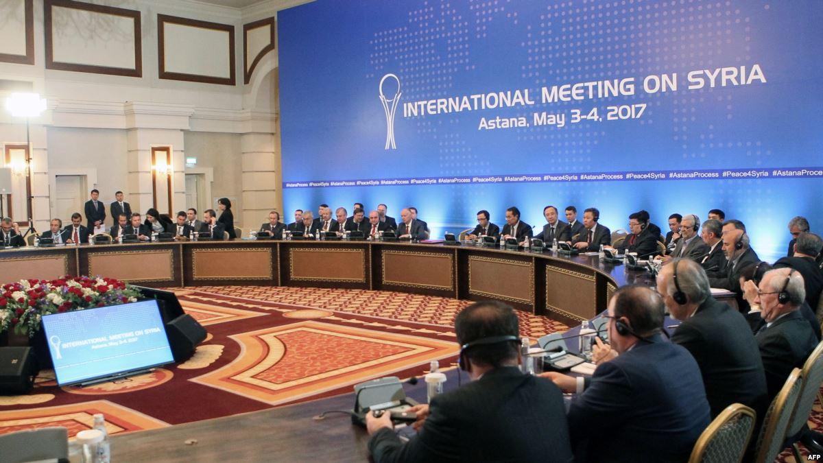 Astana görüşmeleri: Yedinci turda da uzlaşma yok