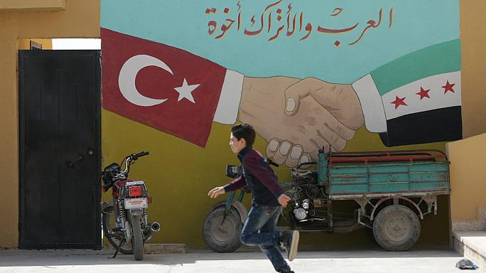 'Suriyeli mültecilerin umudu Türkiye'