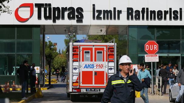 TÜPRAŞ patlamasını PKK üstlendi