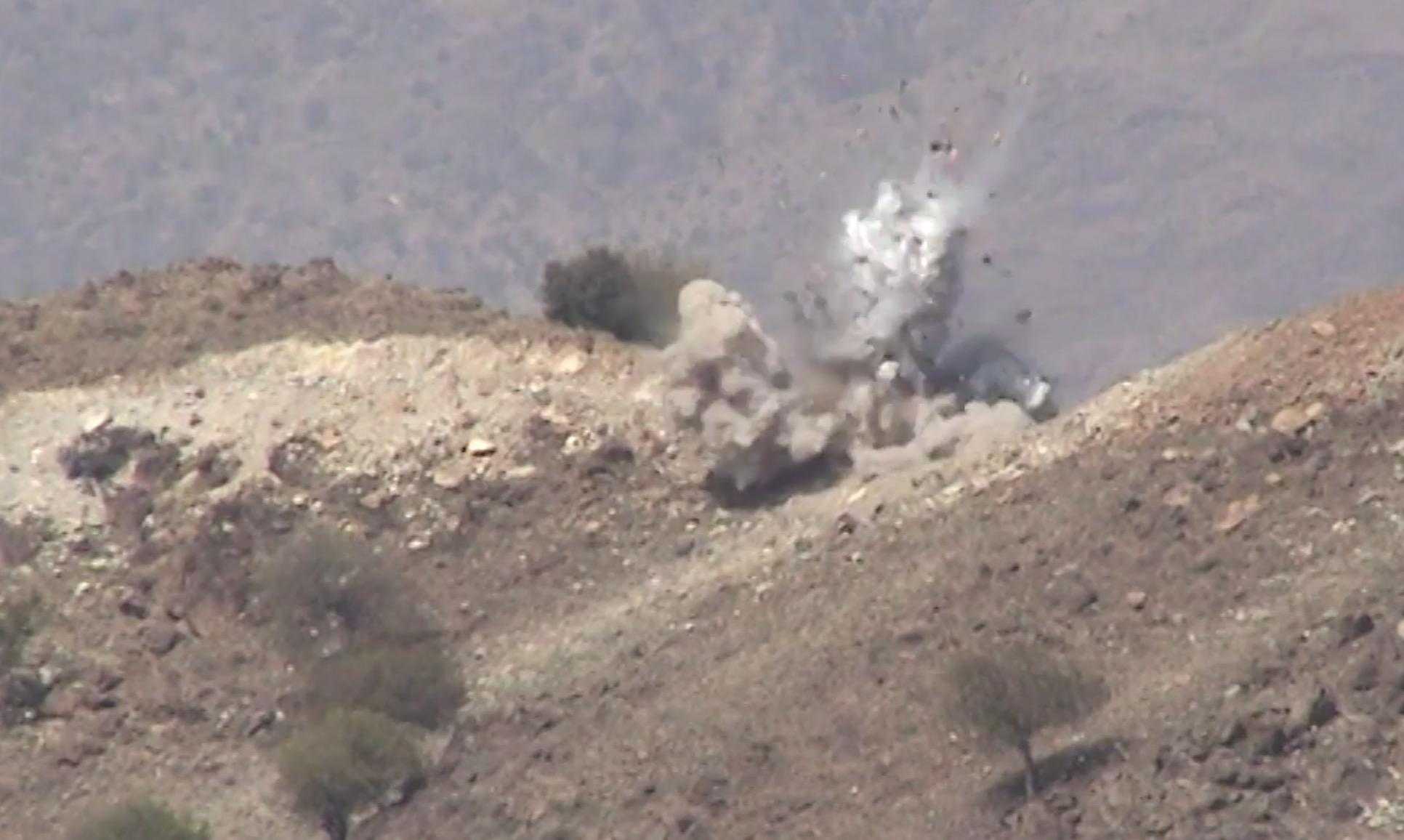 Kunar'dan 'karakol baskını' videosu