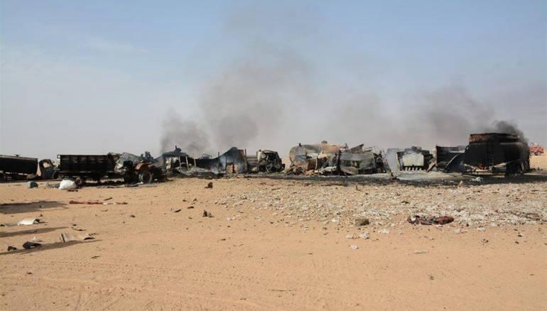 Savaştan kaçan mültecilere bombalı araç saldırısı: 75 ölü