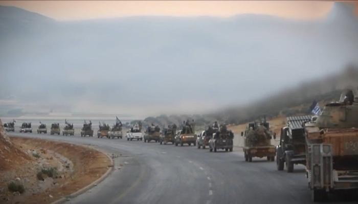 Doğu Türkistanlı savaşçılardan Esed rejimi ve Çin'e gözdağı