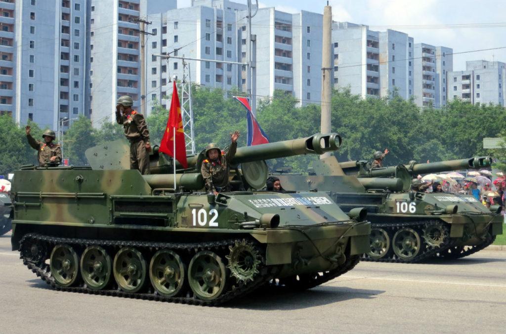 Kuzey Kore'nin nükleer silahları var, artık buna alışın