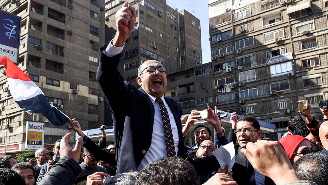 Mısır'da Sisi'ye dişli rakip çıktı