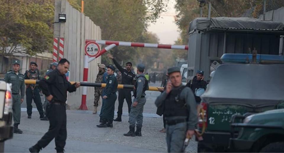 IŞİD Kabil'de televizyon binasını bastı