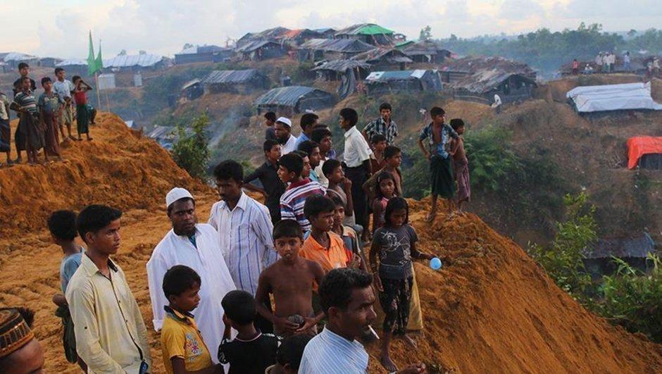 BM kınadı, Myanmar reddetti