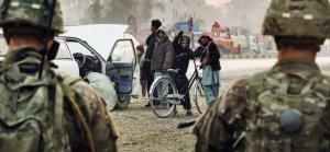 ABD ordusu ilk kez yayınladı: Afganistan kontrol haritası