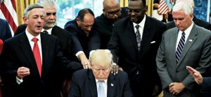 Trump, Evanjelikler ve Ortadoğu