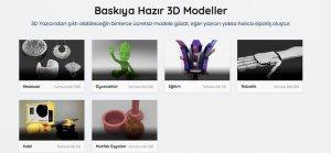 3D Baskı ile üreten olun