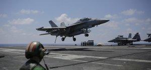 """""""ABD'nin hava saldırısında 38 rejim unsuru öldü"""""""