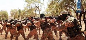 HTŞ eğitim kampından görüntüler yayınladı