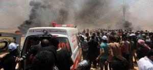 İsrail Gazze sınırında iki Filistinliyi öldürdü