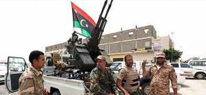Libya'da Türkiye destekli UMH güçleri Vatiyye Hava Üssü'nü ele geçirdi