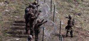 ABD Meksika sınırındaki askerlerin görev süresini uzatıyor