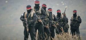 HTŞ'ye bağlı 'Asaib el Hamra' birimi mensubuyla röportaj