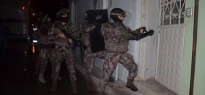 Kocaeli'de 'IŞİD operasyonu'