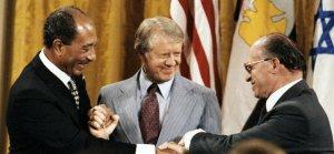 İsrail'in meşruiyetine giden en önemli adım: Camp David Anlaşması