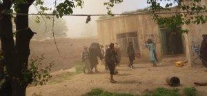 Taliban Türkmenistan sınırında iki ilçeyi ele geçirdiğini açıkladı