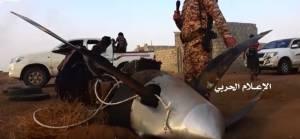 İran destekli Husiler Yemen'de ABD'ye ait MQ-9 İHA düşürdü