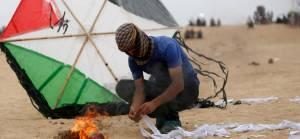 Gazze'de çatışmanın temel dinamiği: Yangın uçurtmaları ve balonları