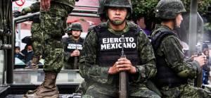 Meksika'dan ABD sınırına 15 bin asker