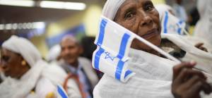 'Siyahi İsrailliler': Dünden bugüne Etiyopyalı Yahudilerin tarihi