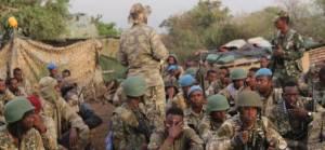 Somali'de Türkiye ve Katar'ın eğitip donattığı özel güçlerden Eş Şebab'a operasyon