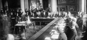 Osmanlı'yı parçalayan Sevr Antlaşması'nın tam metni