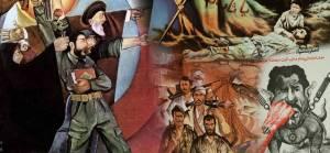 İran-Irak Savaşı'nda kullanılan İran propaganda posterlerinin göstergebilimsel analizi
