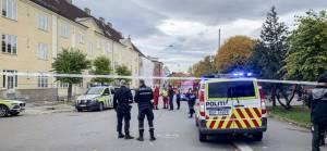 Norveç'te silahlı saldırgan ambulans çalarak çok sayıda kişiyi ezdi