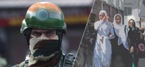 Hindistan kontrolündeki Keşmir'de Müslüman olan kadınlara baskı