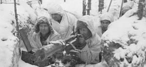 Finlandiya ve Rusya arasındaki 'Kış Savaşı'