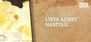 Libya kabile yapısı haritası