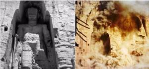 Mart 2001: Bamyan Buda heykelleri Taliban tarafından yıkıldı