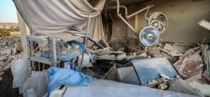 Rusya destekli rejim Halep'te hastane bombaladı