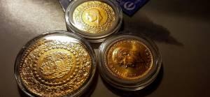 Gram altın fiyatları rekor kırdı