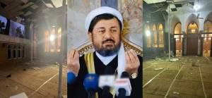 Afganistan'ın başkenti Kabil'de camide imama bombalı suikast