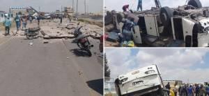 Dera'da Esed rejimi güçlerine bombalı saldırı: 15 ölü