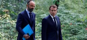 Fransa Başbakanı Philippe istifa etti