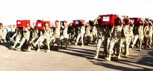 Mısır'ın Sina Yarımadası'ndaki kayıp savaşı