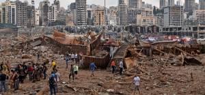 Beyrut patlaması: Hasarın boyutu ne kadar?